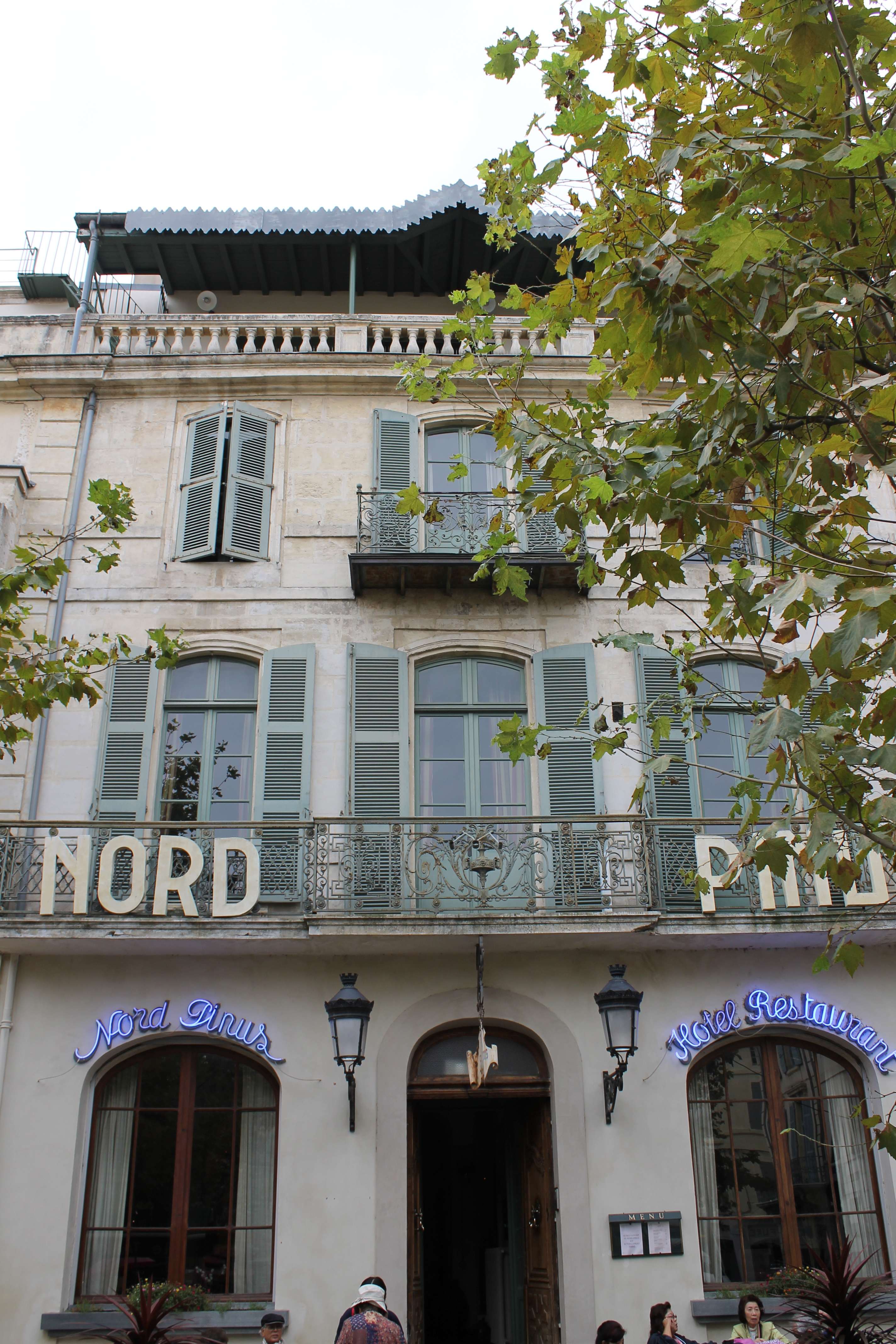 hotel grand nord pinus arles 8boots1journey. Black Bedroom Furniture Sets. Home Design Ideas